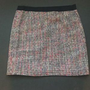Liz Claiborne Skirts - Liz Claiborne pink tweed pencil skirt.